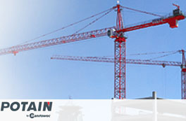 Potain Crane Sales