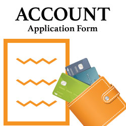 credit card app form